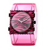 Часы S.T.A.M.P.S. Ремешок Belta Transparent Pink