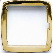 Часы S.T.A.M.P.S. Solo Gold-brilliant(рамка метал)