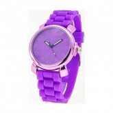 Часы Zaritron PL-010 фиолетовые