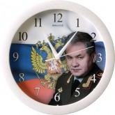 Часы Салют  П-Б8-337 Шойгу