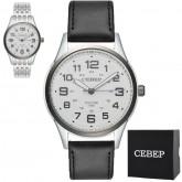 Наручные часы СЕВЕР A2035-054-1414БР