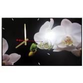"""Часы Time2go 1015 """"Орхидея белая"""""""