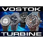 Часы Амфибия - Turbina
