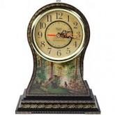 Часы настольные Весна Н4К-111-02 Утро в сосновом лесу